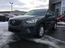 Mazda CX-5 GX, AWD, BLUETOOTH, RÉGULATEUR DE VITESSE, MAGS 2016 JAMAIS ACCIDENTÉ, GARANTIE JUSQU'EN JUILLET 2021