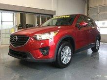 Mazda CX-5 GS, TOIT, SIÈGES CHAUFFANTS, BLUETOOTH, MAGS, A/C 2016 JAMAIS ACCIDENTÉ, UN SEUL PROPRIÉTAIRE