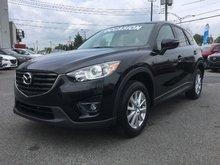Mazda CX-5 GS, TOIT, SIEGES CHAUFFANTS, BLUETOOTH, CAMERA,A/C 2016 JAMAIS ACCIDENTÉ