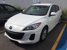 Mazda Mazda3 GS-SKY,JAMAIS ACCIDENTÉ, UN SEUL PROPRIÉTAIRE 2013 AC, BLUEUTHOOT, SIEGES CHAUFFANT,MAGS 16 POUCES