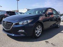 Mazda Mazda3 GX-SKY, BLUETOOTH, A/C, GROUPE ÉLECTRIQUE 2014 JAMAIS ACCIDENTÉ, UN SEUL PROPRIÉTAIRE