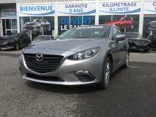 Mazda Mazda3 GS-SKY, CAMERA RECUL, BLUETOOTH 2014 JAMAIS ACCIDENTÉ, UN SEUL PROPRIÉTAIRE