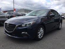 Mazda Mazda3 GS, SIÈGES CHAUFFANTS, MAGS,  BLUETOOTH, DÉMARREUR 2015 GARANTIE JUSQU'EN OCTOBRE 2019 OU KILOMÉTRAGE ILLIMITÉ