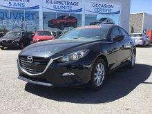 Mazda Mazda3 GS, WOW UN 2015 AU PRIX D'UN 2014 WOW 2014 JAMAIS ACCIDENTÉ