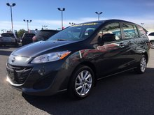 Mazda Mazda5 GS, BLUETOOTH, MAGS, A/C AUTOMATIQUE 2015 JAMAIS ACCIDENTÉ