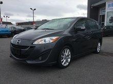 Mazda Mazda5 GT, WOW UN 2017 AU PRIX D'UN 2016 2016 TOIT, SIEGES CHAUFFANTS, A/C AUTO, MAGS, CUIR, BLUETOOTH