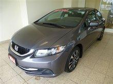 2014 Honda Civic SUNROOF + ALLOYS
