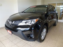 2014 Toyota RAV4 LE FRONT WHEEL DRIVE