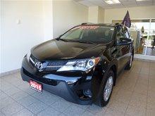 2015 Toyota RAV4 FWD LE