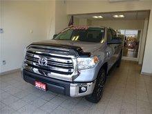 2016 Toyota Tundra TRD CREWMAX