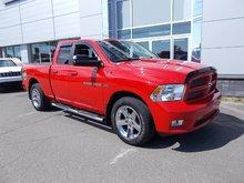 Ram 1500 Sport QUAD CAB 4X4 2012