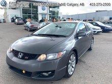 2009 Honda Civic Coupe Si  - $374 B/W