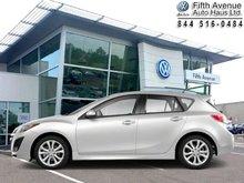 2010 Mazda Mazda3 GT  -  Power Seats