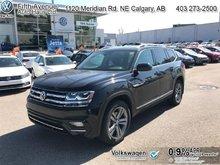 2018 Volkswagen Atlas Execline 3.6 FSI  - Certified - $319.21 B/W
