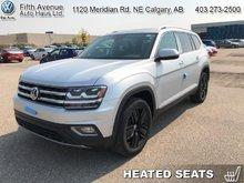 2018 Volkswagen Atlas Execline 3.6 FSI  - Navigation - $351.03 B/W
