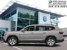 2018 Volkswagen Atlas Highline 3.6 FSI  - Certified - $289.45 B/W