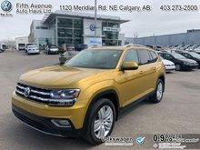2018 Volkswagen Atlas Execline 3.6 FSI  - Certified - $297.62 B/W