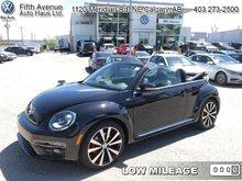 2015 Volkswagen Beetle 2.0 TSI Sportline  - Certified - $194 B/W