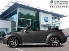 2019 Volkswagen Beetle Dune Auto  - Navigation