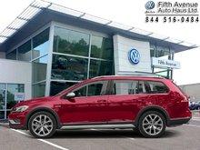 2018 Volkswagen GOLF ALLTRACK Base  - $240.97 B/W