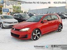 2015 Volkswagen Golf GTI 5-Door Autobahn  - Certified - $171.57 B/W