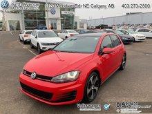 2015 Volkswagen Golf GTI 5-Door Autobahn  - Certified - $178.98 B/W
