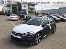 2018 Volkswagen Golf GTI Autobahn  - $255.24 B/W