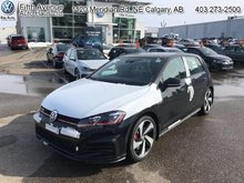 2018 Volkswagen Golf GTI Autobahn  - $266.96 B/W