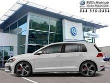 2018 Volkswagen Golf GTI Autobahn  - Certified - $234.60 B/W