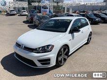 2016 Volkswagen Golf R 2.0 TSI  - Certified - $272.50 B/W