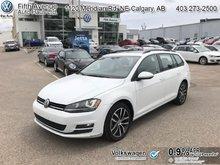 2016 Volkswagen GOLF SPORTWAGEN 1.8 TSI Comfortline  - $200.56 B/W