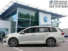 2017 Volkswagen GOLF SPORTWAGEN Comfortline  - $211.35 B/W