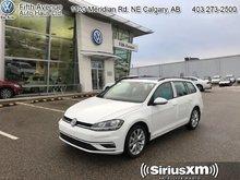 2018 Volkswagen GOLF SPORTWAGEN Comfortline Manual 4MOTION  - $195.77 B/W