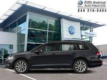 2018 Volkswagen GOLF SPORTWAGEN Trendline DSG 4MOTION  - $192.16 B/W