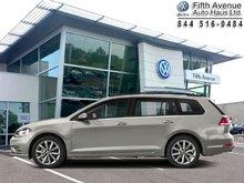 2018 Volkswagen GOLF SPORTWAGEN Trendline DSG 4MOTION  - $146.20 B/W