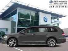 2018 Volkswagen GOLF SPORTWAGEN Trendline DSG 4MOTION  - $149.23 B/W