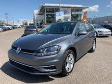 2018 Volkswagen GOLF SPORTWAGEN Trendline DSG 4MOTION  - $150 B/W