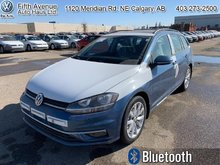 2019 Volkswagen GOLF SPORTWAGEN Highline Manual 4MOTION  - $221.25 B/W