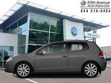 2011 Volkswagen Golf 2.5 Trendline  - Certified - $131.96 B/W