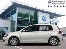 2013 Volkswagen Golf 2.0 TDI Comfortline  - Certified - $164.10 B/W