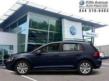 2015 Volkswagen Golf 1.8 TSI Comfortline  - Certified - $147.53 B/W