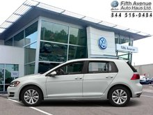 2015 Volkswagen Golf 1.8 TSI Trendline  - Certified - $103.30 B/W