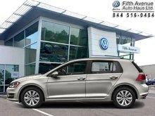 2016 Volkswagen Golf 1.8 TSI Trendline  -  Bluetooth - $114.16 B/W