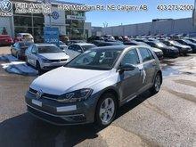 2018 Volkswagen Golf Comfortline  - $190.78 B/W