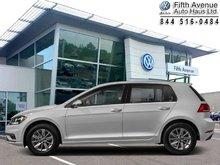 2019 Volkswagen Golf Highline 5-door Auto