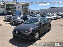 2015 Volkswagen Jetta 2.0 Trendline+  - Certified - $128.62 B/W