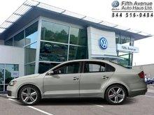 2015 Volkswagen Jetta GLI Autobahn  - Certified - $175.38 B/W