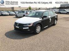 2017 Volkswagen Jetta Trendline +  -  Bluetooth - $149.47 B/W