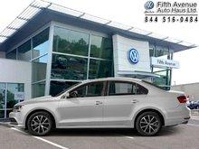 2017 Volkswagen Jetta Wolfsburg Edition  - Certified - $171.78 B/W