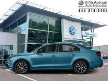 2017 Volkswagen Jetta Wolfsburg Edition  - Sunroof - $137.12 B/W